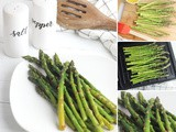 Asparagus on George Foreman Grill