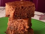 Autumn Apple Spice Bars Recipe