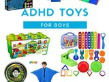 Awesome Toys for Boys with adhd