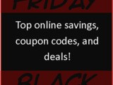Black Friday Online Deals, Savings, & Special Codes