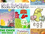 Books About Baby Chicks for Kids