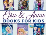 Books About Frozen for Kids