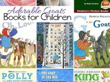 Books about Goats for Children
