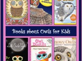 Books About Owls for Kids