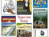 Books about Virginia for Children