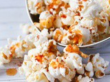 Buffalo-Style Hot Popcorn Recipe