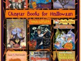 Chapter Books for Halloween