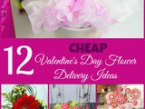 Cheap Valentine Flower Delivery Ideas