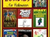 Childrens Books About Zombies