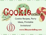 Christmas Cookie Exchange Ideas