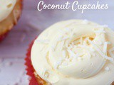 Coconut Cupcake Recipe