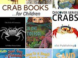 Crab Books for Kids {Ocean Animals Unit Study}