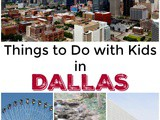 Dallas: 10 Things To Do With Kids