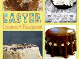 Dessert Recipes for Easter