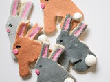 Easy Easter Crafts for Kids: Salt Dough Bunny