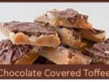 Edible Gifts: Classic Chocolate Covered Toffee