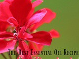 Essential Oil Recipe for Treating Psoriasis