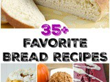 Favorite Bread Recipes from Pinterest