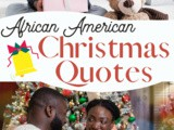 Festive African American Christmas Quotes