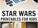 Free Star Wars Printables for Children