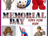 Fun Memorial Day Toys for Kids