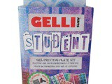 Gelli Arts Student Gel Printing Plate Kit Review (nyc)