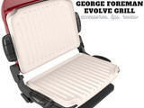 George Foreman Evolve Grill System Review