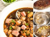 Hearty Steak and Potatoes Soup Recipe