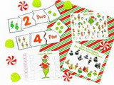 How the Grinch Stole Christmas Printables