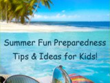 How to Prepare Your Children for Summer