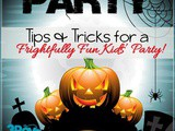 How To Throw a Great Halloween Kids Party