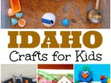 Idaho Crafts for Kids