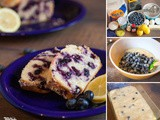 Incredible Lemon Blueberry Buttermilk Bread Recipe