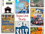 Indiana State Books for Kids