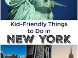 Kid Friendly Things to do in New York