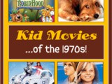 Kids Movies of the 1970s