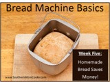 Kitchen Tips:  Saving Money on Bread