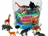 Learning Resources Jungle Animals Set Of 60 $17.13