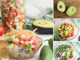 Light and Refreshing Avocado Salsa Recipe
