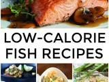 Low Calorie Fish Recipes