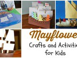 Mayflower Crafts and Activities for Kids