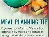 Meal Planning Tip 10: Super Simple