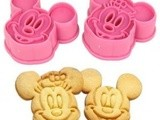 Mickey and Minnie Mouse Cookie Cutters just $2.40 + free Shipping