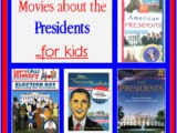 Movies about the Presidents for Kids