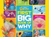 National Geographic Little Kids Big Book of Why $8.83