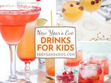 New Years Eve Drinks for Kids