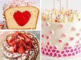 Over 20 Valentine Cake Recipes You'll Love