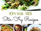 Over 25 Stir Fry Recipes
