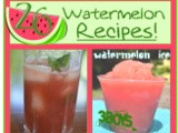 Over 25 Yummy and Easy Watermelon Recipes