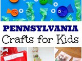 Pennsylvania Crafts for Kids